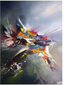 Les peintures de Mimo-Tsémé
