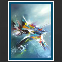 Tableau P134 – L'oiseau