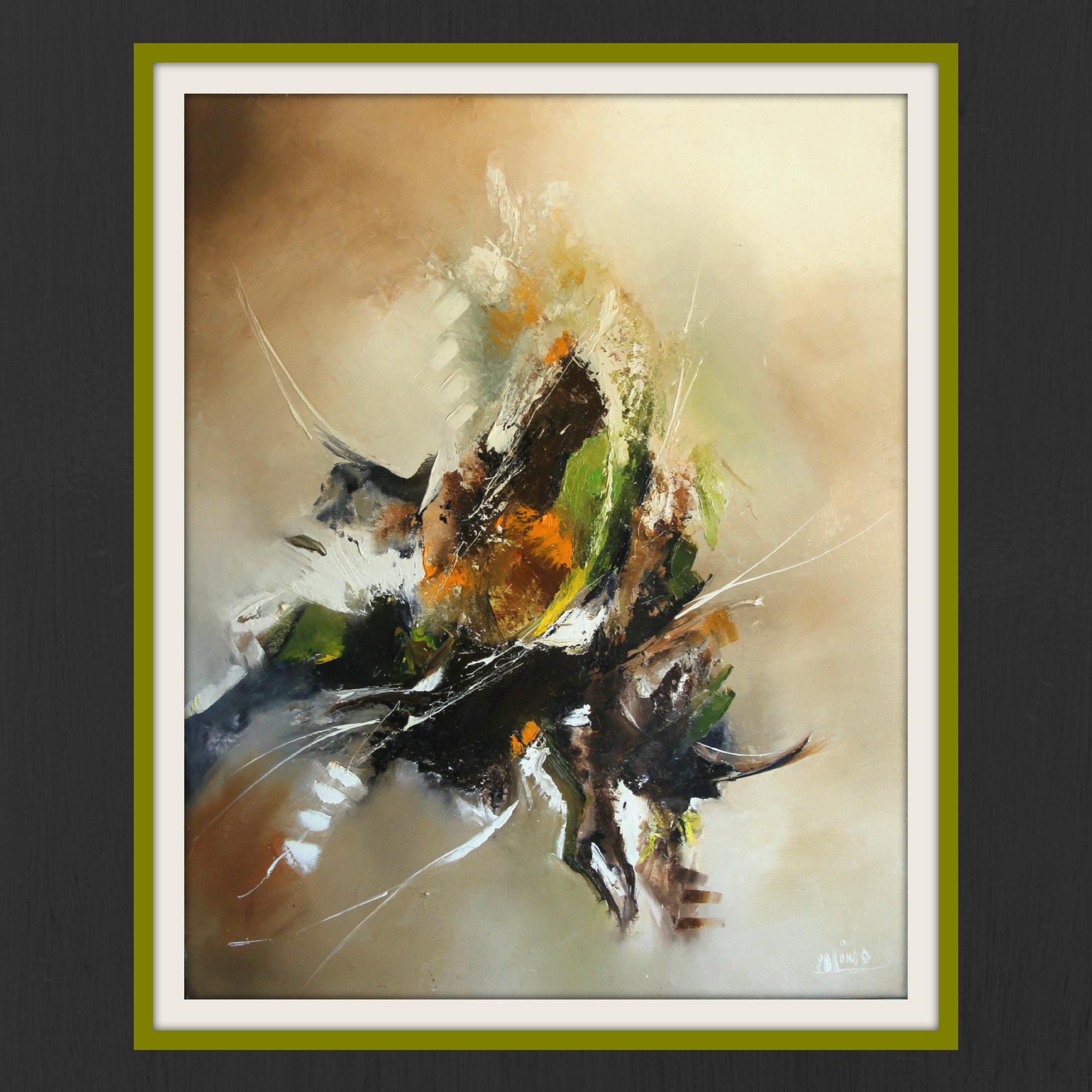 mimo-tseme artiste peintre sculpteur tableau automne