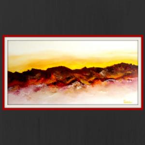 Tableau P103 – Montagne rouge