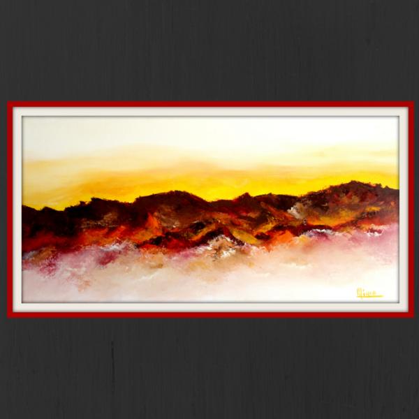 mimo-tseme artiste peintre sculpteur montagne rouge