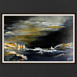 P119 – Nuit sur le rivage
