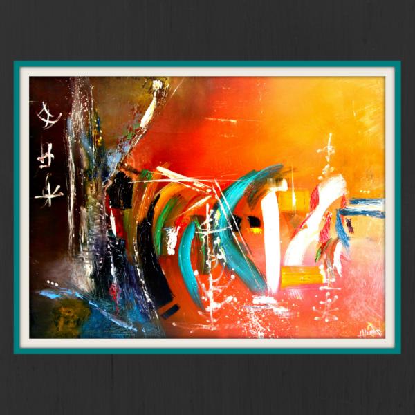 mimo-tseme artiste peintre sculpteur tableau transmissions
