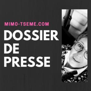 Mimo-Tsémé, artiste peintre sculpteur, dossier de presse