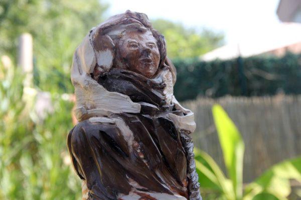 Matriohka, Mimo-Tsémé artiste peintre sculpteur