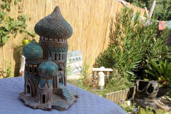 Eglise russe. Mimo-Tsémé artiste peintre sculpteur