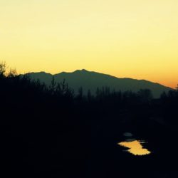 Photophore – Argile émaillée – LPHO01 – Kasanga