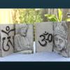 mimo-tseme sculpture livres
