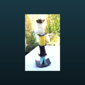 Sculpture SC109 – Tour de couleur