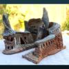 mimo-tseme sculpture village elfes